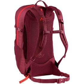 VAUDE Wizard 18+4 Backpack, mars red